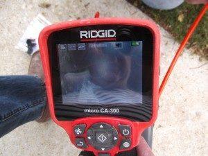 Système électroacoustique utilisé pour la détection de très fines fuites d'eau par la SARL Coussy. Photo appartenant exclusivement à www.coussy-freres.fr